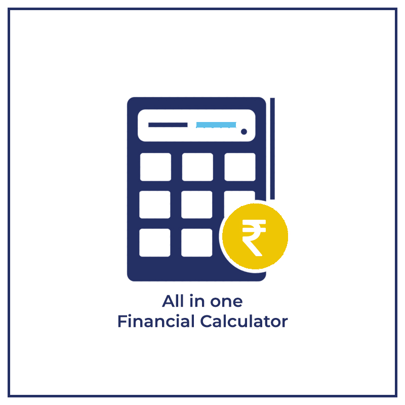 All in one Financial Calculator